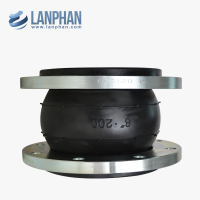 Pipe Rubber Ring Joint SS304/316 EPDM Flexible Rubber Joint