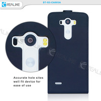 Factory low price free sample case for lg g3 stylus case flip phone