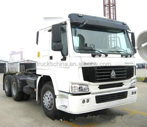 HOWO 6x4 Head tractor truck, international tractor truck head for sale