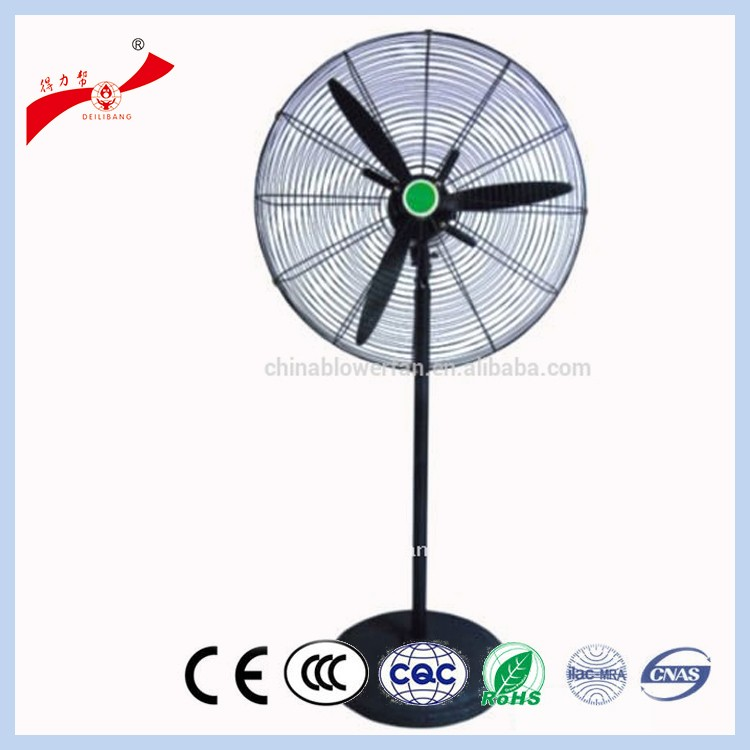 New production good offer stainless steel non electric fans