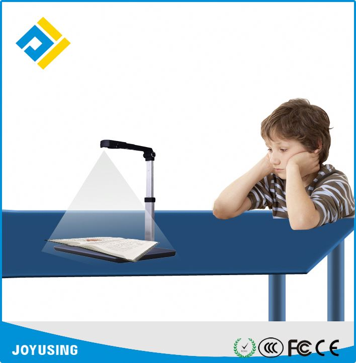 Document scanner OCR document camera objects scanning
