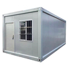 Cheap Fireproof Thermal Insulation Prefabricated Fast