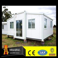 Save a space fold container foldable portable house in Australia