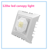 120w gas station led canopy light