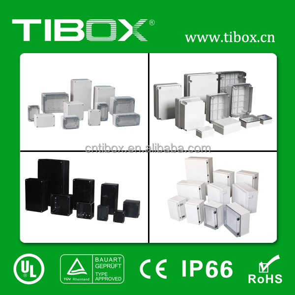 NEW & HOT TB Series plastic box electronic enclosures/plastic enclosures for pcb