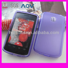 matte soft case for LG E410 L1 II new design case