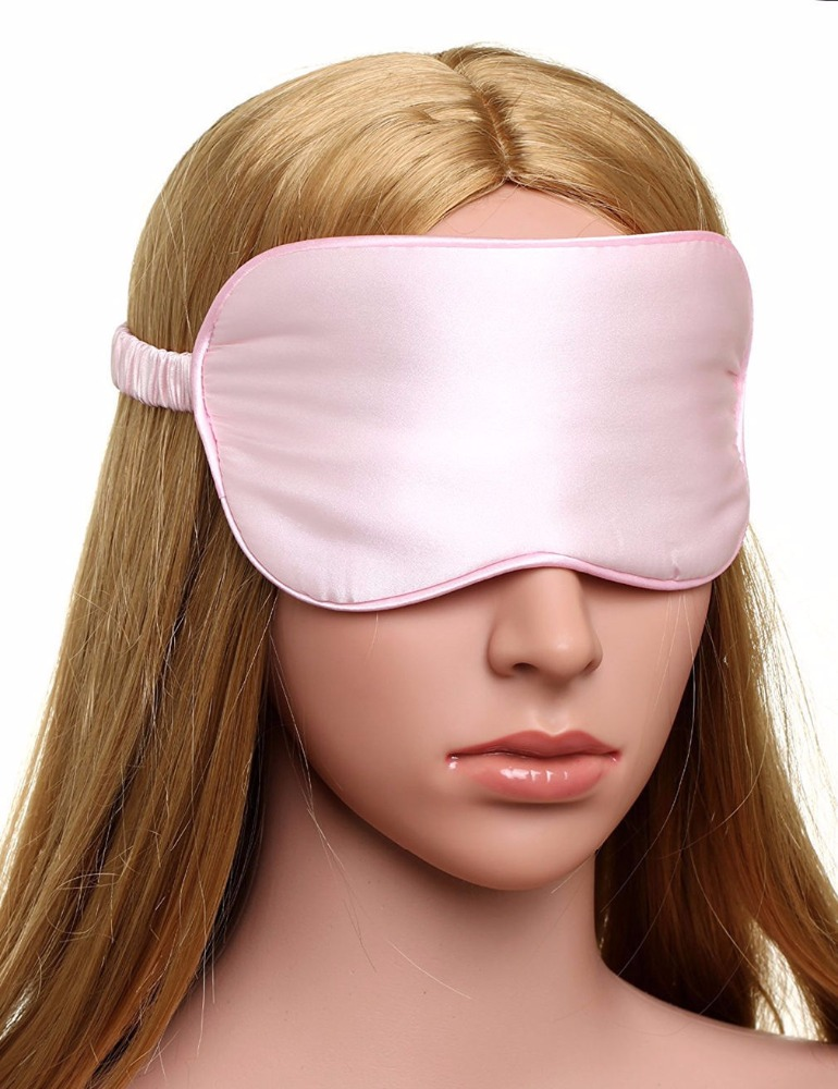 New fashion 100% two sides silk sleeping mask eye mask eyewear mask eye care