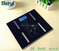 Electronic body fat weight scale BYF06-BK