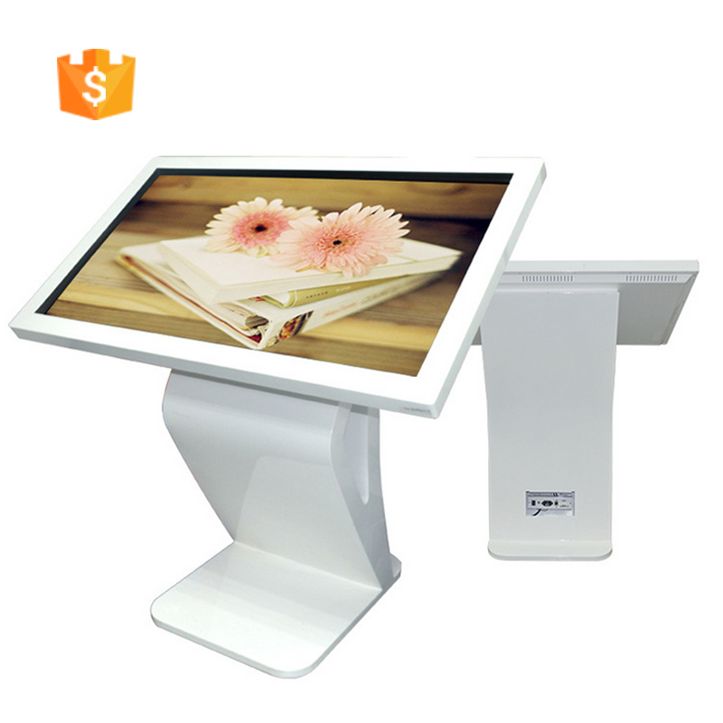 Kerchan 42 inch floor stand multi windows 7 8 10 touch display/advertising display lcd from shenzhen