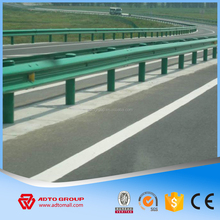 Galvanized/Painted Coating Steel Highway Guardrail Metal Crash Barrier Road Safety Products Manufacturer