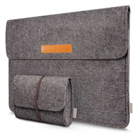 Felt Sleeve Carrying bag notebook/Laptop bag