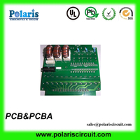 Prototype PCBA for Metals Analysers control systems