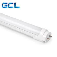 DLC certificated SMD2835 4ft T8 led tube light 48 inch 1200mm tube by pass