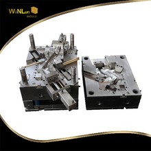 China Supplier Plastic Injection Mold For Laser Gun Cover Rubber molding Factory