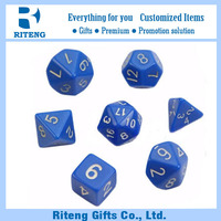 2015 Manufacturers Custom Colored Assorted Dice
