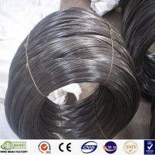 Low carbon flexible construction used soft black annealed tie wire