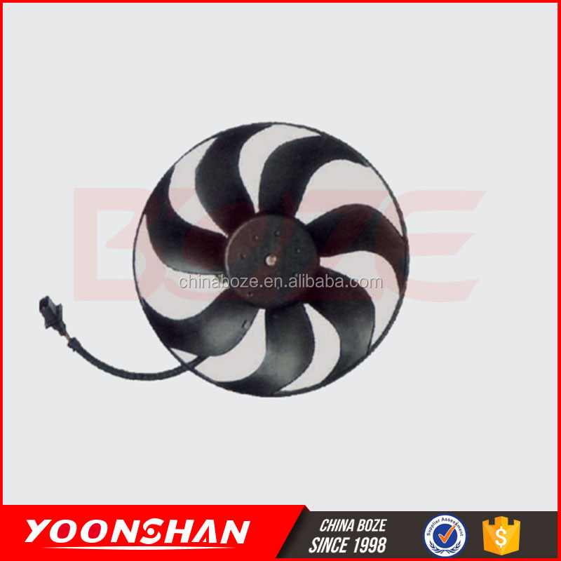 Auto Radiator Cooling Fan For 6X0959455C Polo