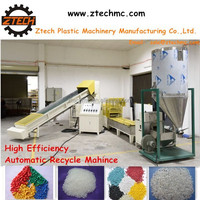sale machines plastic recycler pe recycling machine to make recycled ldpe plastic granules
