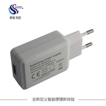 Hot 5V 2A Travel Convenient USA Plug +EU PLUG Wall USB Charger Adapter For Samsung galaxyS5 S4 S6 note3