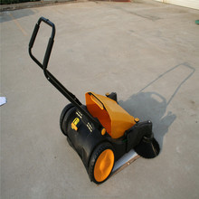sweeping machine, electric road cleaner/best industrial sweeper/Manual Sweeper OEM