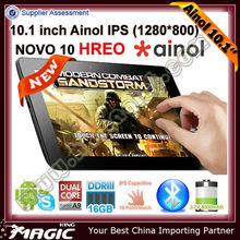 Top seller Ainol IPS 10 point touch best 10 inch cheap capacitive tablet pc