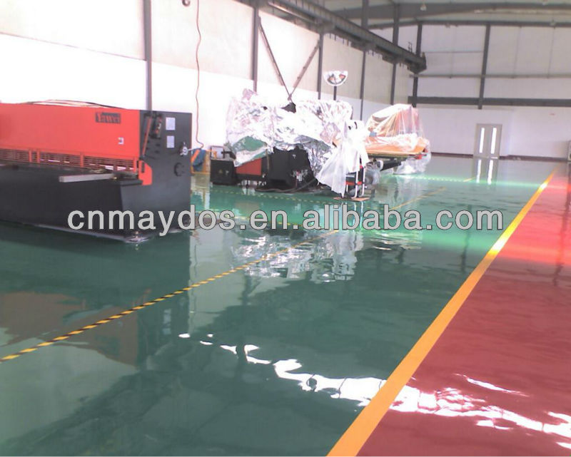 Maydos Wearing Resistance Industry Purpose Epoxy Flooring Resin Coating For Warehouse-JD1000