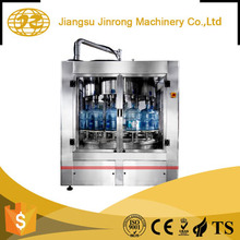 Classic automatic 3/5G bottle washing filling capping machine low