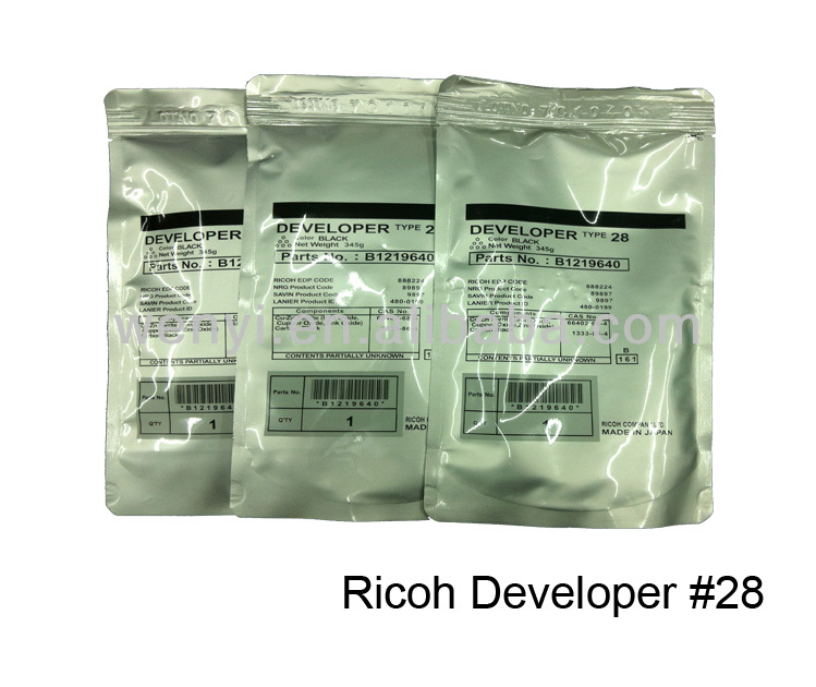 Type 19 / typle 26 / 1515 developer for Ricoh