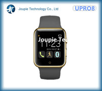 Joupie-upro8 used mobile phone horologe watch with pedometer , smart watch phone with remote nitifacation