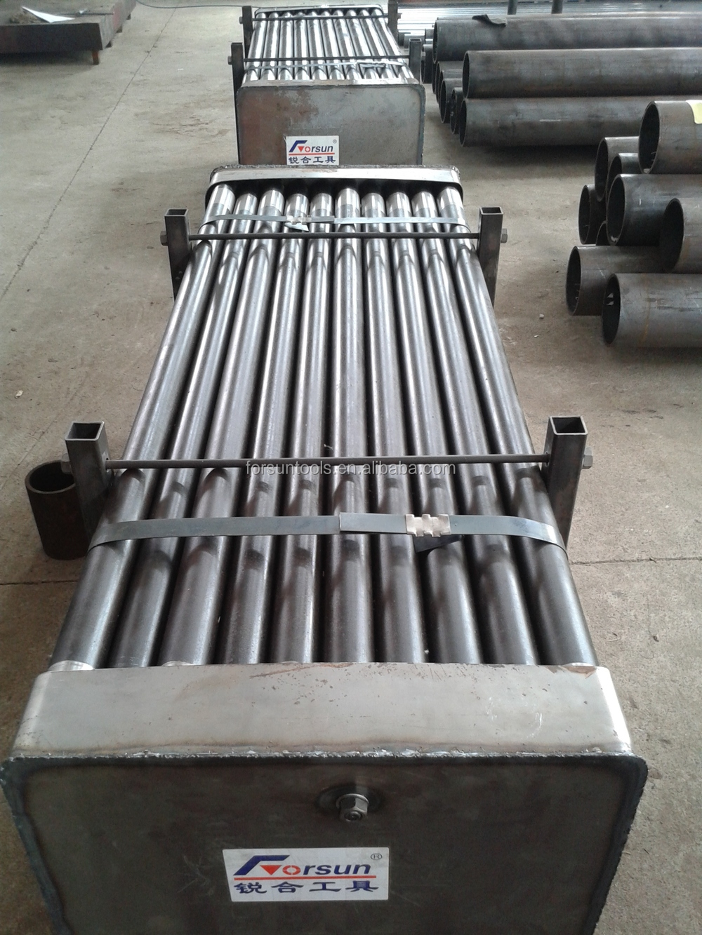 AWY BWY NWY friction welded drill pipes