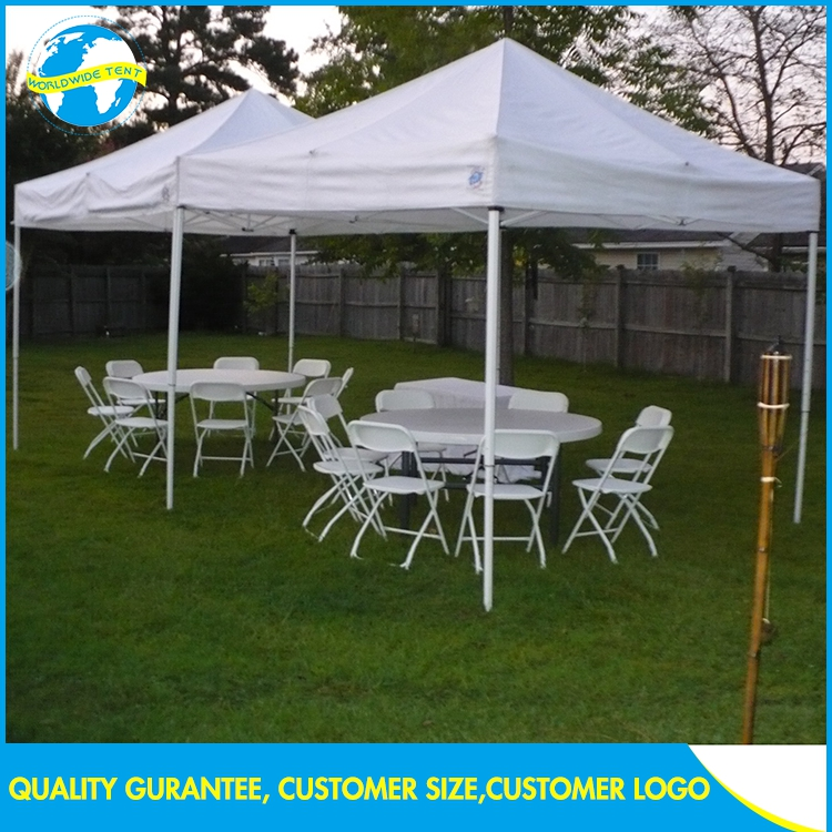 Outdoor Steel Structure Canopy ,Advertise promotion tent marquee ,advertise design foldable tent 25x25