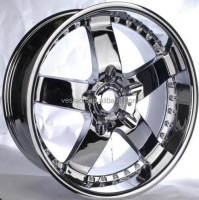 20 inch rims with chrome lip