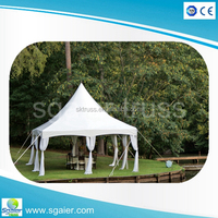 Aluminum frame PVC For China Manufacturer of different designs and sizes Wedding Marquee Tents
