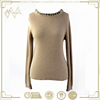 China supplier hot sale color block knitwear cashmere women sweater dress