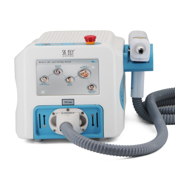 Tattoo removal skin rejuvenation nd yag laser machine