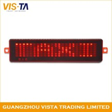 Wholesale China high quality safety moving messages car led display screen board