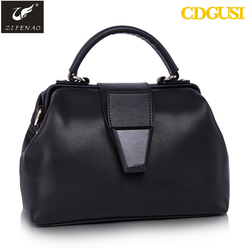 2016 Brand fashion women handbag italy ladies genuine leather handbag on sale