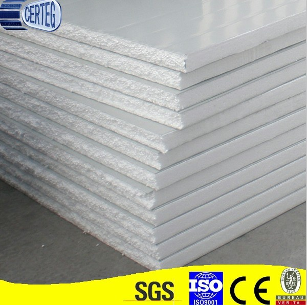 Economic Warehouse Building Material EPS Sandwich Wall Panel