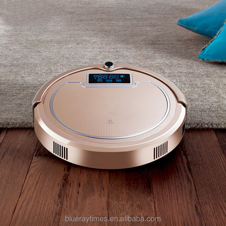 new portable mini automatic pet cleaner intelligent robot vacuum cleaner