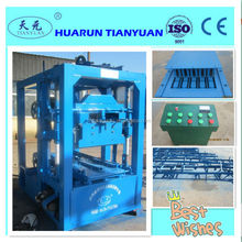 Tianyuan machinery a manual concrete block laying factory OEM