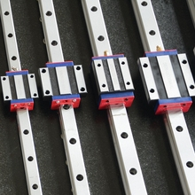 Low price lm guide, linear motion guide for machines
