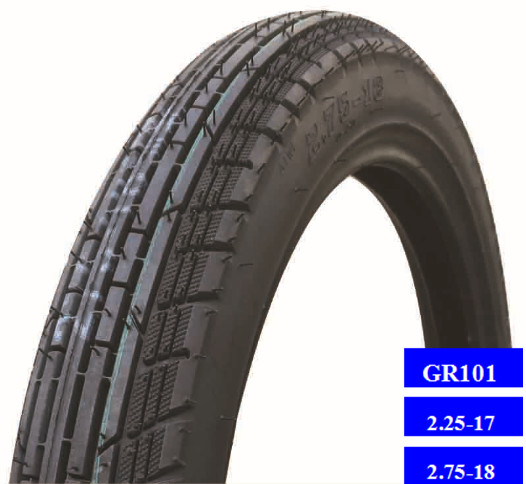 motorcycle tubeless tire 100/90-17