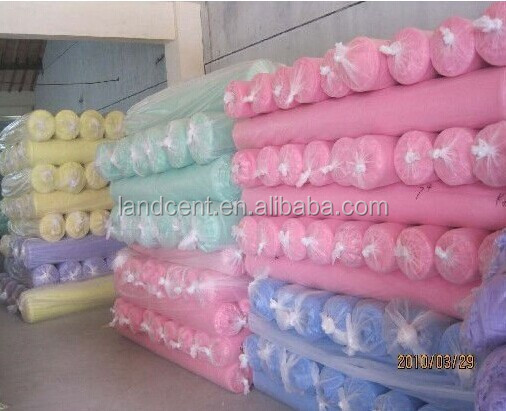 100%polyester mosquito net material/mosquito net fabric