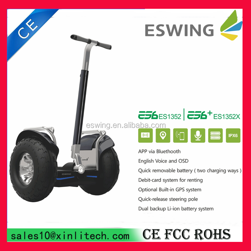 Eswing 2-wheel self balancing electric mobility scooter in dubaifor man play toy car