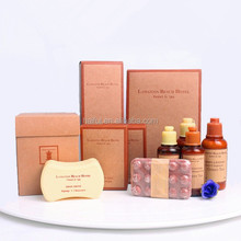 Shenzhen hotel amenities for 5 stars hotel, 5 star hotel supplies, hotel amenities