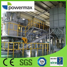 eucalyptus wood chips, bark biomass gasification plant