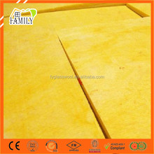 Home Decoration Acoustic Insulation Glass Wool Material