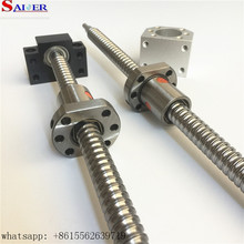 Cold Rolled bearing ball screw SFU2005 for CNC machine