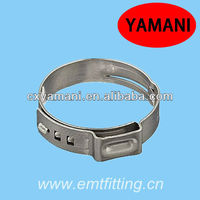 Low Profile Ear Clamp
