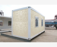 fireproof energy effective prefab Trade Assurance 20ft container warehouse